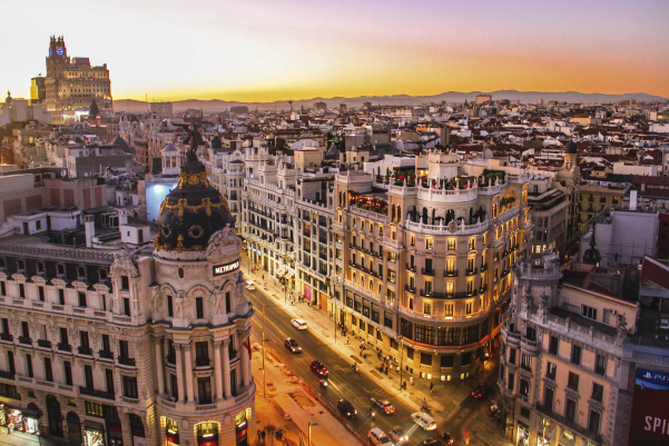 GVG Is Launching A New Headquarters In Madrid