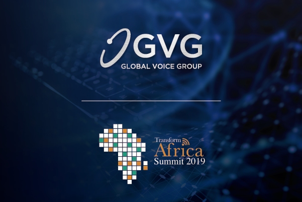 GLOBAL VOICE GROUP SUPPORTS AFRICA'S DIGITAL TRANSFORMATION AT TAS 2019