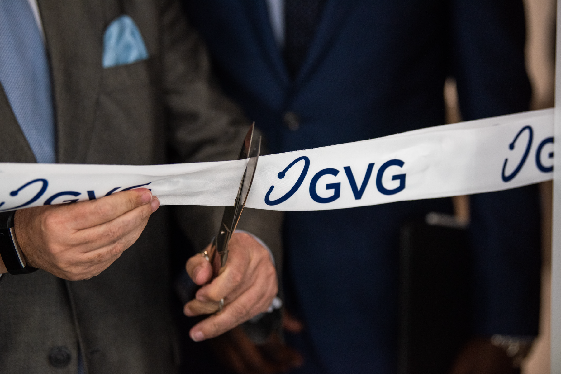 Inauguration Of GVG's New Headquarters In Madrid