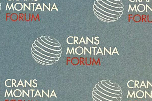 Global Voice Group Strategic Partner Of Crans Montana Forum