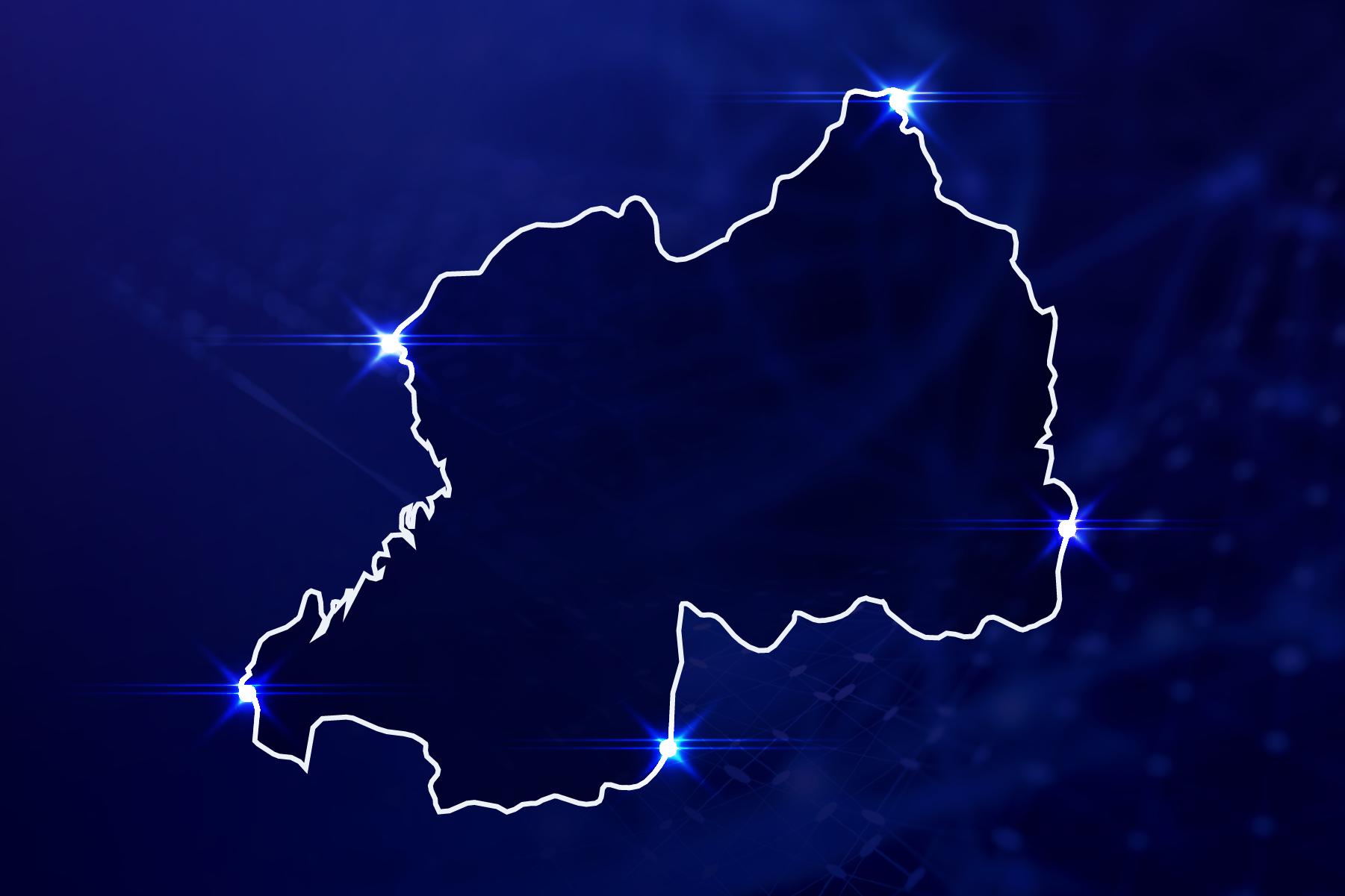 transformation numérique du Rwanda