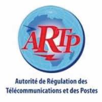 Autorité de Régulation des Communications Électroniques et des Postes (ARTP) Logo