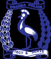 Uganda Police logo