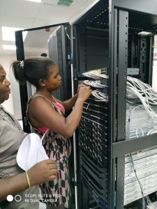 Women in the ICT sector