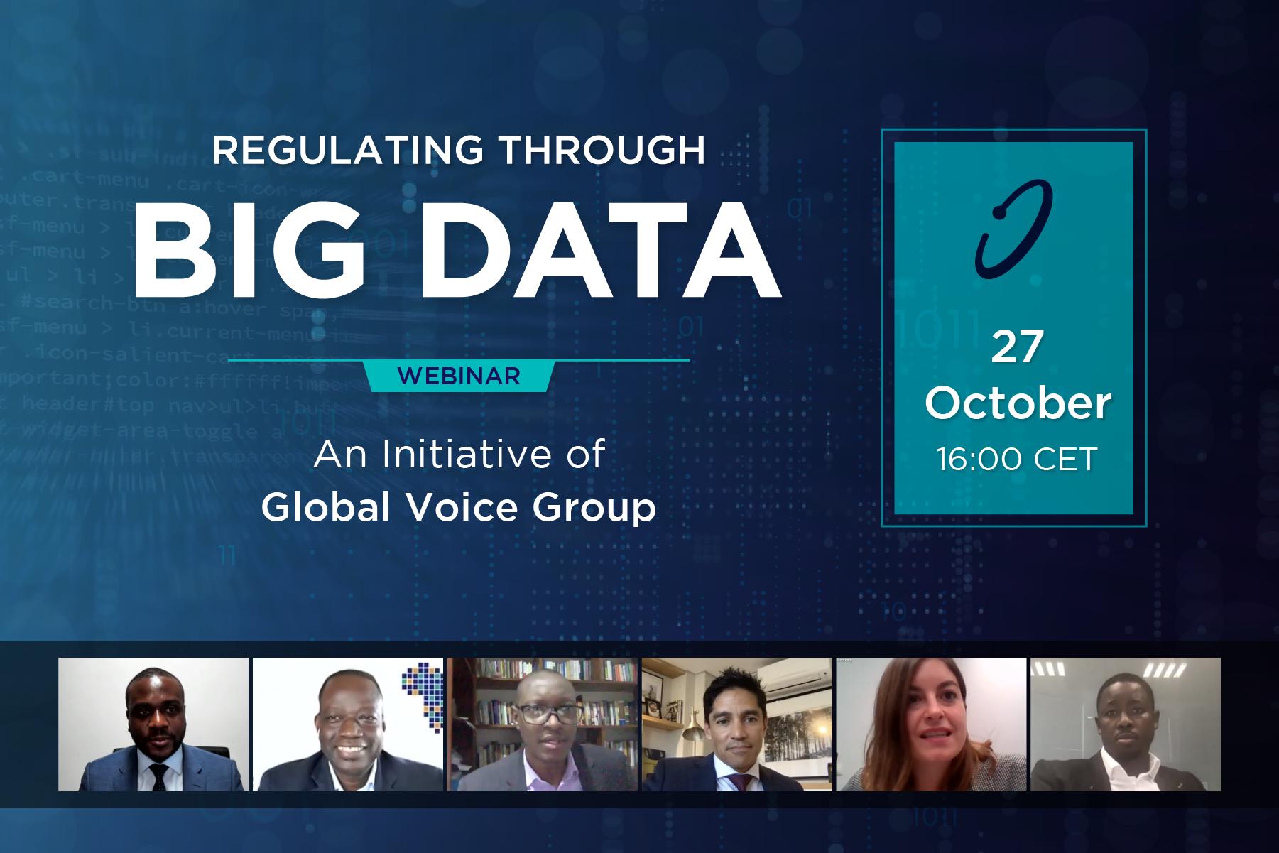 La réglementation du Big Data