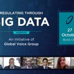 Regulating Through Big Data: A GVG Webinar
