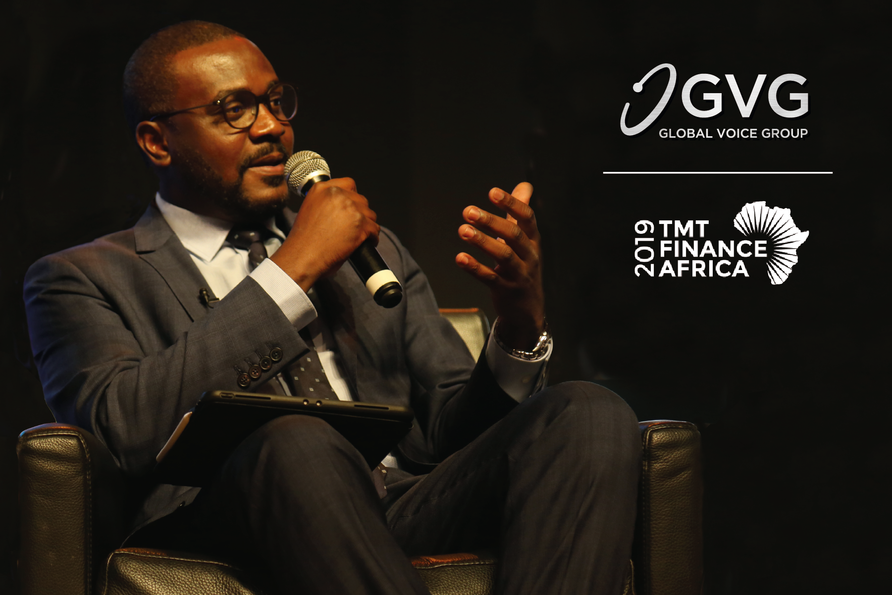 GVG At The TMT Finance Africa 2019 Event