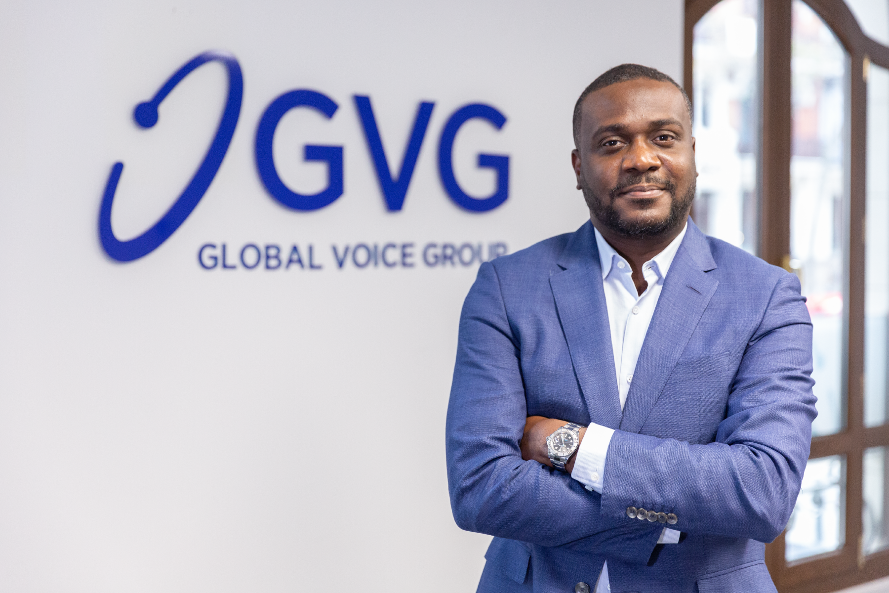 James Claude CEO of Global Voice Group Talks Being A Leader in 2021