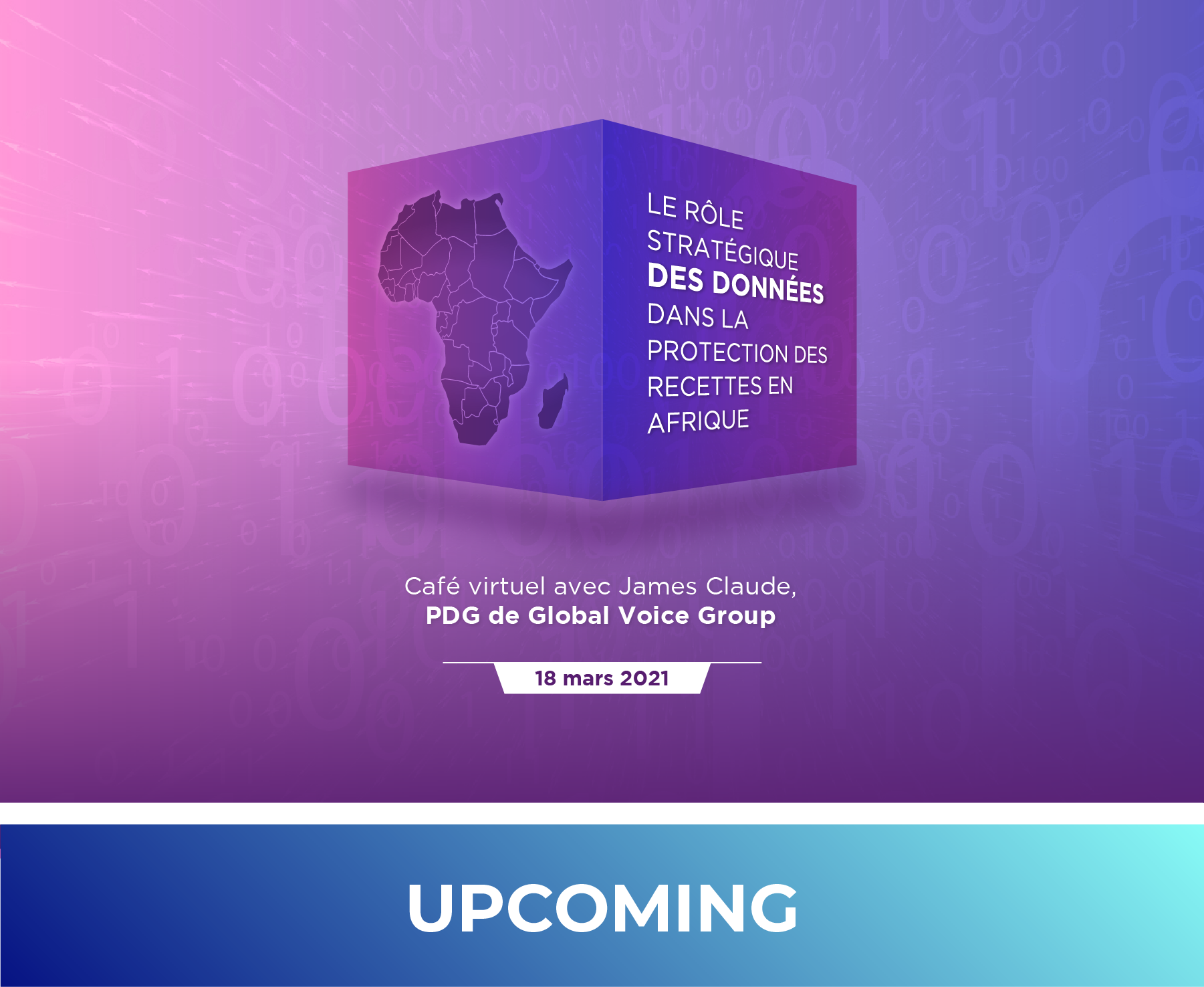 Virtual Café With James Claude: The Strategic Role Of Data In Revenue Protection In Africa