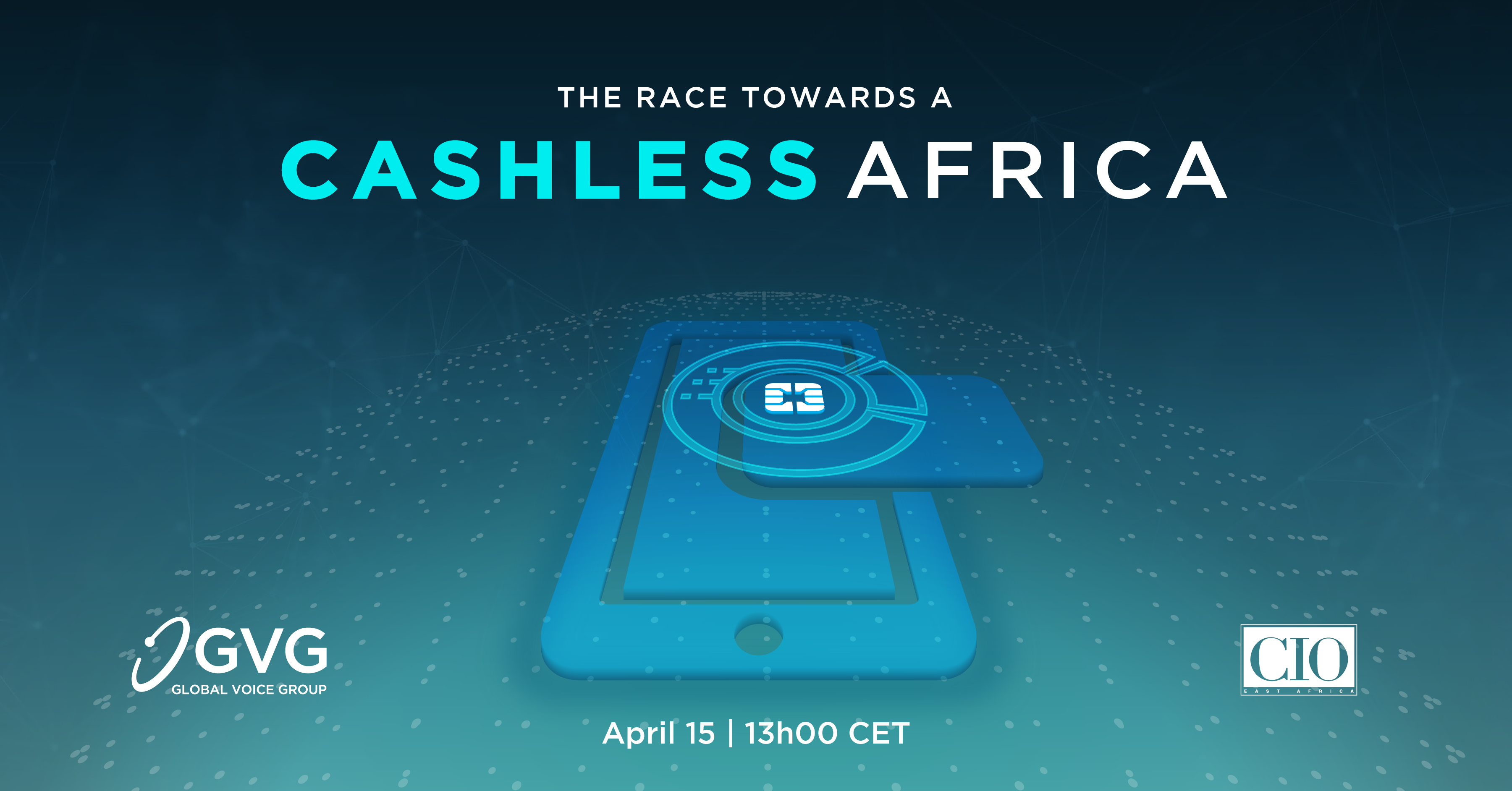 The Race Towards A Cashless Africa : Webinar