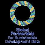 Global Partnership for Sustainable Development Data logo (GPSDD)