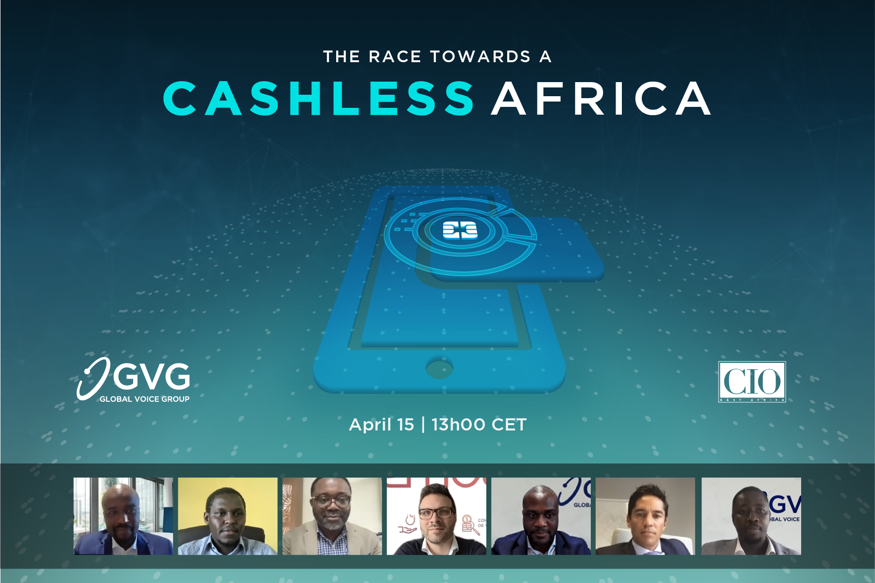 A Cashless Society Is Coming For Africa