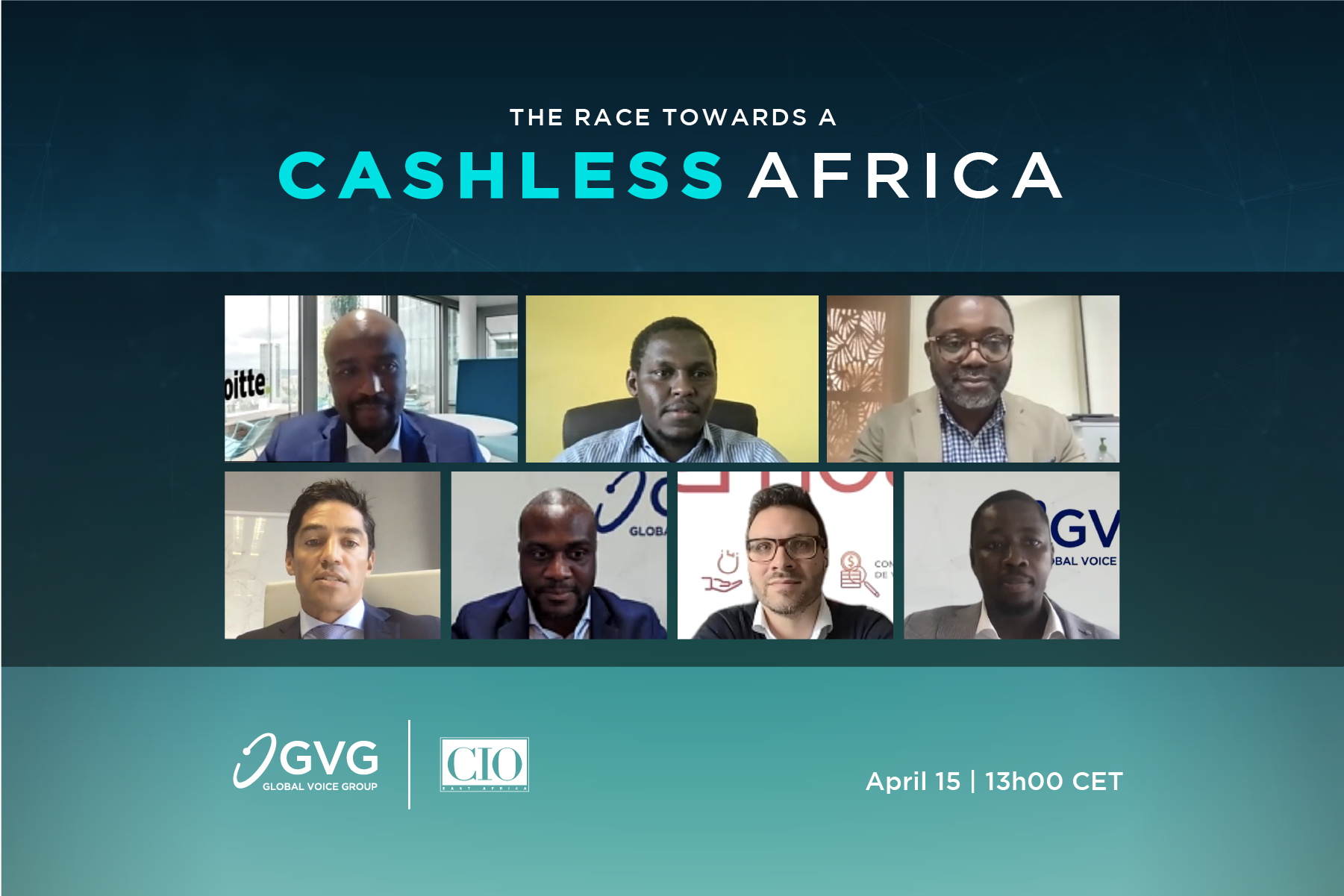 The Race Towards A Cashless Africa Webinar – Video