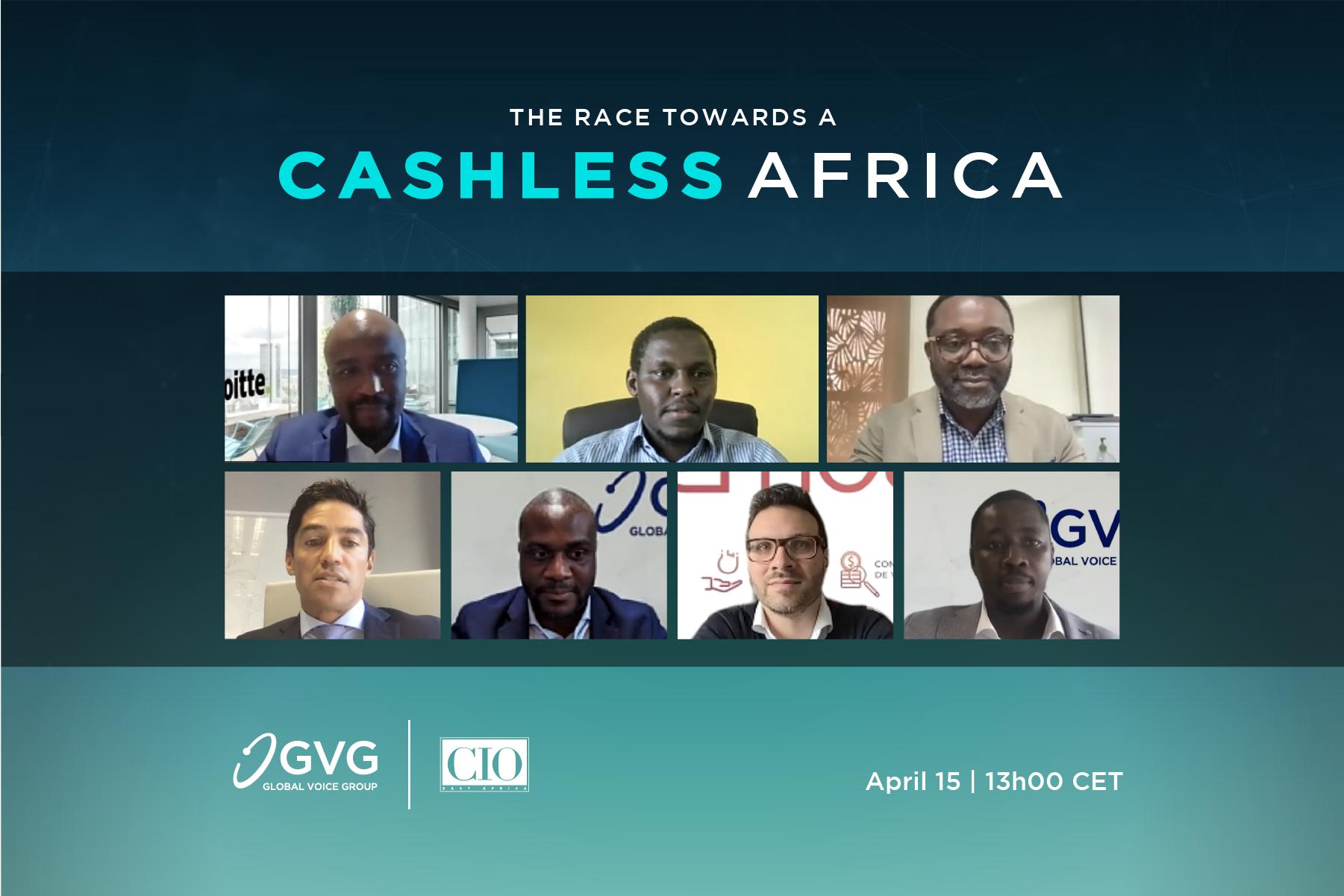 The Race Towards A Cashless Africa Webinaire