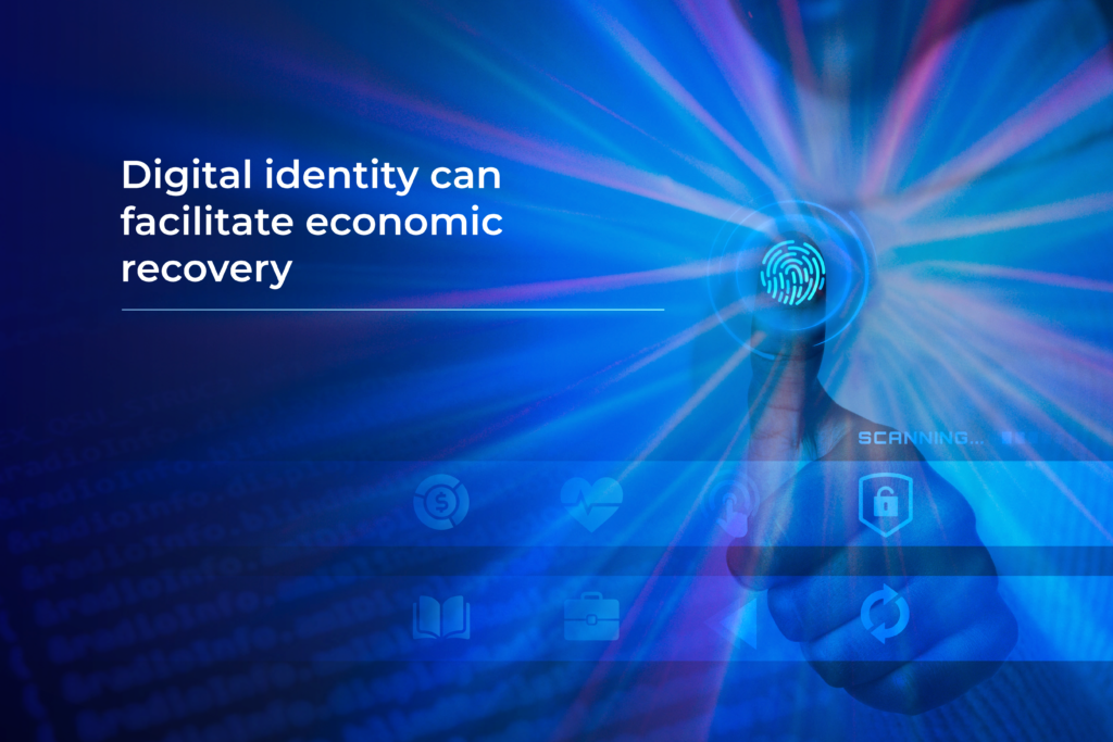 Digital identity and economic recovery